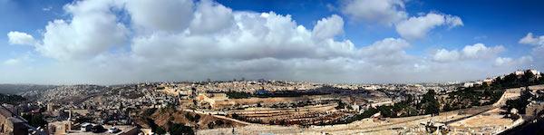 Israel Book Tour